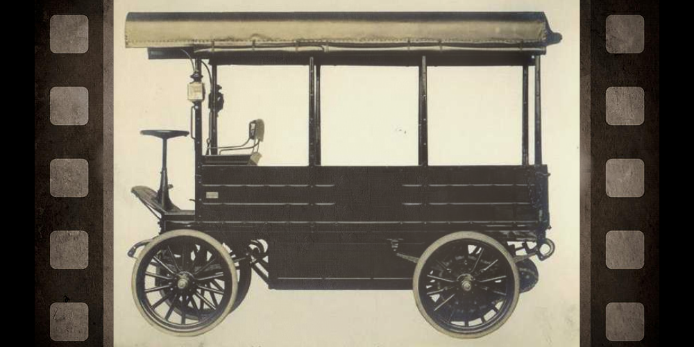 Studebaker Electric Carriage